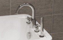 Four-hole faucets picture № 1