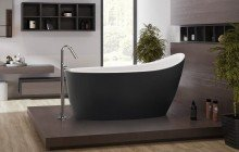 Colored bathtubs picture № 24