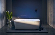 Aquatica Purescape 107 Wht HydroRelax Jetted Bathtub 220 240V 50 60Hz USA International 01 1 (web)