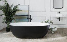 Colored bathtubs picture № 22