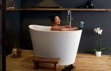 Colored bathtubs picture № 64