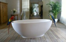 Colored bathtubs picture № 26