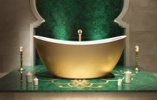 Colored bathtubs picture № 38