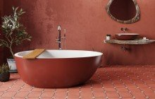 Colored bathtubs picture № 53