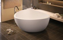 Trinity Relax Freestanding Light Weight Stone Bathtub Fine Matte 01 (web)
