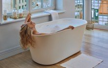 Colored bathtubs picture № 68