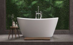 Aquatica Purescape 748M Freestanding Solid Surface Bathtub Fine Matte model 2018 01 (web)
