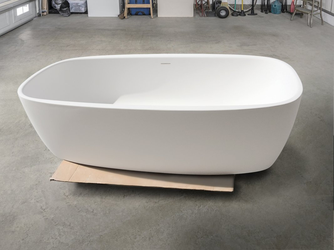 Aquatica coletta white freestanding solid surface bathtub customer images 01 (web)