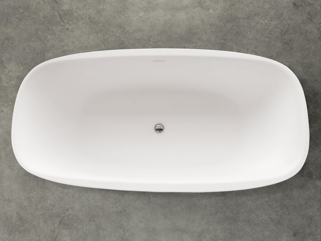 Aquatica coletta white freestanding solid surface bathtub customer images 04 (web)