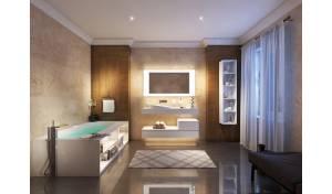 Das Aquatica Storage Lovers Badezimmer Möbelset